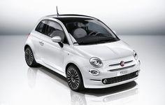 Fiat 500 - Ha un aspetto unico e intramontabile, che l'aggiornamento di luglio 2015 (nuovi paraurti, fanali leggermente modificati) ha reso ancora più ricercato. L'interno rétro e con rivestimenti sfiziosi è adatto per quattro persone, anche se chi siede dietro non ha molta aria sopra la testa.