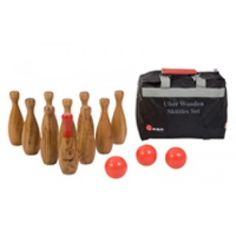 Skittles Lawn Bowling an backyard game fun for the whole family. Nicely crafted wooden bowling pins made from hardwood and also hardwood balls are all included in this set. Garden Games, Backyard Games, Backyard Picnic, Picnic Area, Backyard Projects, Outdoor Toys, Outdoor Games, Outdoor Fun, Giant Lawn Games