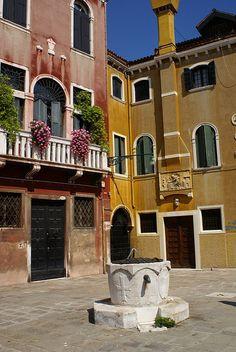 San Trovaso, Venice, Italy