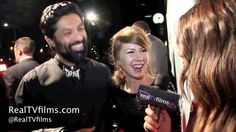 Wali Razaqi, President of TapouT Films, Nicole Brajer, Celebrity Sweat