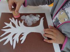 Ταξιδεύοντας στον κόσμο των νηπίων: ΧΕΙΜΩΝΙΑΤΙΚΕΣ ΔΡΑΣΤΗΡΙΟΤΗΤΕΣ (ΠΕΙΡΑΜΑΤΑ ΚΑΙ ΚΑΤΑΣΚΕΥΕΣ) Crafts For Kids, Christmas Decorations, Activities, Winter, Blog, Cards, Education, Ideas, Winter Time