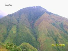 Montañas andinas