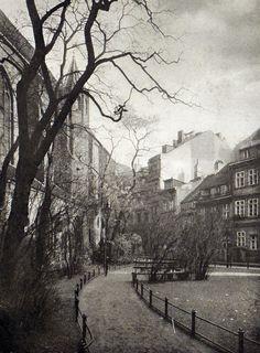 Berlin, An der Nikolaikirche, o.P, 1913.