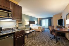Holiday Inn Express Hotel & Suites Butte Butte (MT), United States
