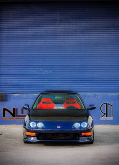 Acura Integra - feature @ Night-Warriors.com Nice acura pin found on the web #Acura #JDM #Rvinyl ========================== http://www.rvinyl.com/Acura-Accessories.html