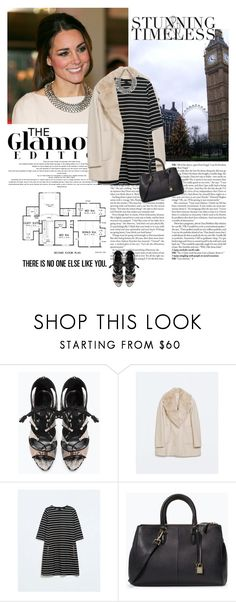 """""""KATE"""" by valentina-agnese ❤ liked on Polyvore featuring Zara and MANGO"""