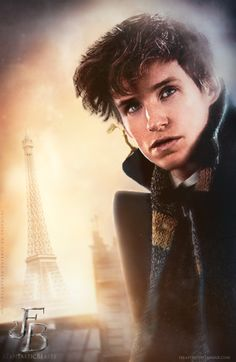 Newt Scamander - Fantastic Beasts - Paris 1928 The Magic continues - Reason why i can't wait for 2018