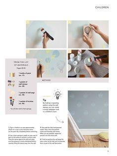 DIY CATALOGUE 2019—Page 30 Diy Fashion Accessories, Repeating Patterns, Catalog, How To Make, Fun, Handmade, Hand Made, Brochures, Handarbeit