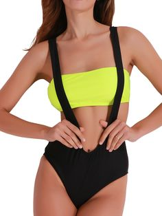 59b1ed86d7f Sale 14% (14.29$) - Sexy Hollow Out Wireless Bathing Suits Bandeau Backless