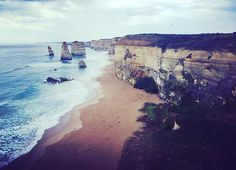 Had such an amazing time driving down the Great Ocean Road with my favourite!  The 12 Apostles were so beautiful!  #happy #travelling #greatoceanroad #12apostles #australia #fiance #bestfriends #love #life #blessed by jessicaargilbert http://ift.tt/1ijk11S