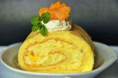 Na přípravu budete potřebovat: Na těsto: 5 vajec 1 vanilkový pudink na vaření 100g cukru ...