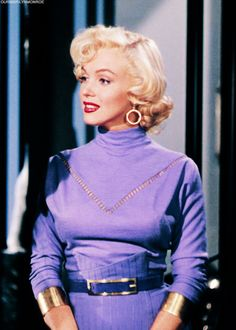 "laurasaxby-deactivated20171112: "" Marilyn Monroe in Gentlemen Prefer Blondes (1953) """