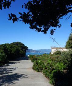 The path at Alcatraz, idyllic now. https://www.amazon.com/Journal-Cavalry-Bugler-Georgiann-Baldino-ebook/dp/B00JLRP98G