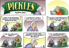 Pickles by Brian Crane