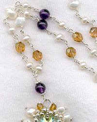 """Tons of FREE jewelry tutorials. Follow my """"Jewelry DIY and Tutorials"""" board for more great jewelry tips and tutorials. www.pinterest.com/EverDesigns"""