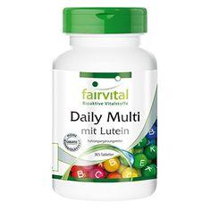 Daily Multi mit Lutein – Multivitamin und Mineral – nur 1 Tablette pro Tag, preiswerte Großpackung 365 Tabletten  http://www.vitalwebshop.info/produkt/daily-multi-mit-lutein-multivitamin-und-mineral-nur-1-tablette-pro-tag-preiswerte-grosspackung-365-tabletten/