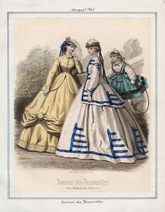 August, 1865 - Journal des Demoiselles