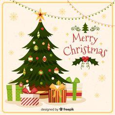 Linea Minima Fondo De Arbol De Navidad Diseno Pinterest - Arbol-navidad-diseo