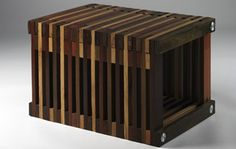 Blinded: Gruba Design Studio's Upcycled Furniture - 3rings