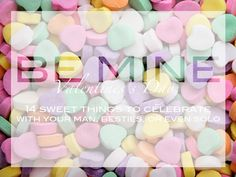 14 Valentines Day ideas // Living In Color Print