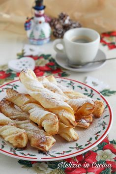 Mini Desserts, Cakes And More, Biscotti, Finger Foods, Cake Recipes, French Toast, Muffin, Food And Drink, Cooking