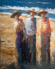 """""""Ladies by the Sea"""" by Shelby McQuilkin"""