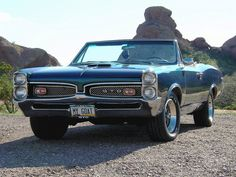 1967 Pontiac GTO ~ I had a 1968 and then a 1969 GTO after the got wrecked. Both were and I loved each of them. Traded the in for a 1973 Corvette Stingray which gave me nothing but engine and other trouble. Wish I still had the GTO ! 67 Pontiac Gto, Chevrolet Corvette, Chevy, Convertible, 1967 Gto, Pontiac Tempest, Us Cars, American Muscle Cars, Vintage Cars