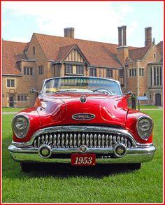 1953 Buick Skylark - (Buick Motor Division Detroit, Michigan1899-present)