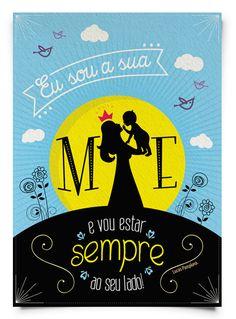 Designer carioca cria cartazes inspirados nos típicos bordões de mães
