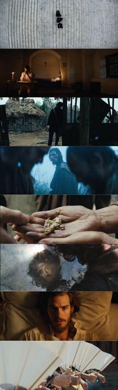 Silence (2016) ● Director - Martin Scorsese ● Director of Photography - Rodrigo Prieto