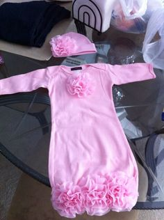 baby girl coming home outfit | Coming home outfit for baby girl? - October 2012 Birth Club ...