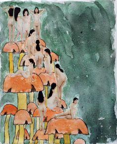 Lisa Aepfler / Collagen