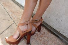Cute heels.