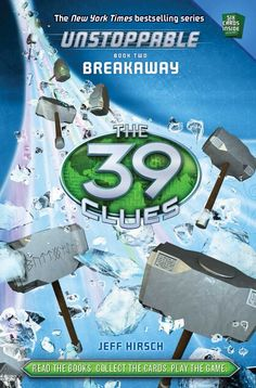 The 39 Clues Message Board | Unstoppable Book 2: ... | Page 1