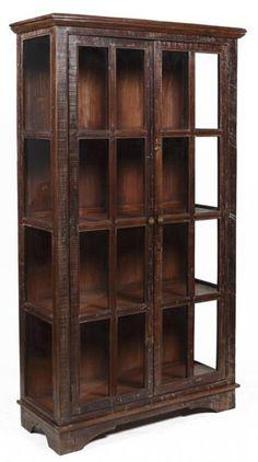Cambria Curio Cabinet