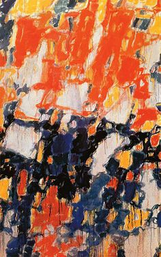 What did the artists associated with Abstract Expressionism do so differently? And how is their work still relevant today? As the first survey of Abstract Expressionism for nearly 60 years is staged in Britain… Tachisme, Jackson Pollock, Colorful Paintings, Contemporary Paintings, Abstract Expressionism, Abstract Art, Abstract Paintings, Sam Francis, Francis Bacon