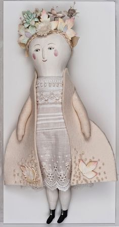 Sarah Young: New Dolls for Yorkshire Sculpture Park Showcase