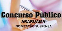 JORNAL O RESUMO: Araruama suspende nomeação de aprovados em concurs...