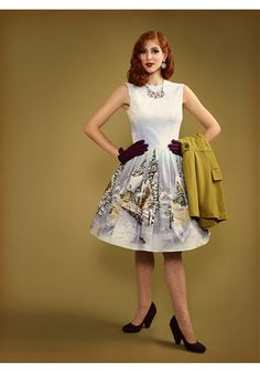 Winter 'Seen'  Forget tacky christmas sweater heres a whole dress @Lee Polsley