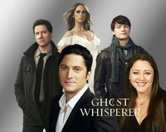 Ghost Whisperer Cast