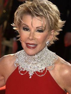 Joan Rivers Through the Years: Plastic Surgery Face - iVillage