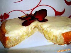 Rýchly anánasovo kokosový koláč