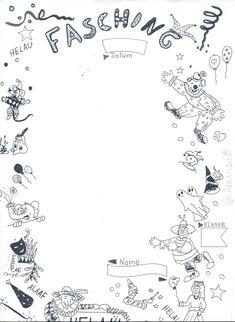 Portfolio Kindergarten, Sketch Notes, Too Cool For School, Kindergarten Activities, Kids And Parenting, Homeschool, Crafts, Carnival, Corona