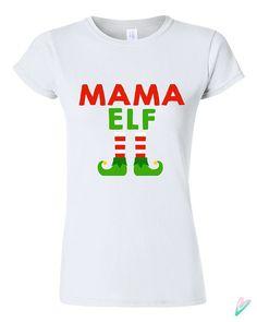 I KNOW HIM Funny Buddy The Elf Christmas Kids /& Mens Gift Top T-Shirt SANTA