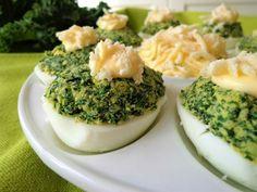 Jajka Wielkanocne - TOP 12 Pysznych Przepisów na Przekąski na Wielkanocny Stół - Strona 2 z 3 Broccoli, Mashed Potatoes, Chili, Vegetables, Ethnic Recipes, Video, Whipped Potatoes, Chile, Smash Potatoes