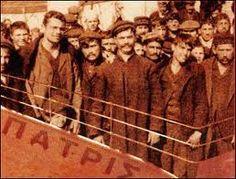 [Aναδημοσίευση από το gmt07.blogspot.gr] Κατά καιρούς έχουν διεξαχθεί πολλές έρευνες σχετικά με τους Έλληνες που κατά περιόδους έφυγαν από τη χώρα μας πηγαίνοντας να βρουν την τύχη τους σε άλλα εδά…