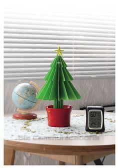 ペーパー 加湿器 / クリスマスツリー