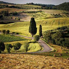 A Tuscany delight by Edgar Barany, via Flickr