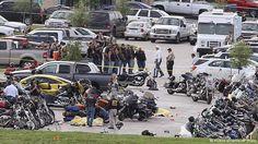 La Mafia  é anche nella tua citta       *       Die Mafia ist auch in deiner Stadt  : Rocker-Blutbad in Waco - Texas
