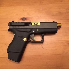 Glock 43 Find our speedloader now!  http://www.amazon.com/shops/raeind